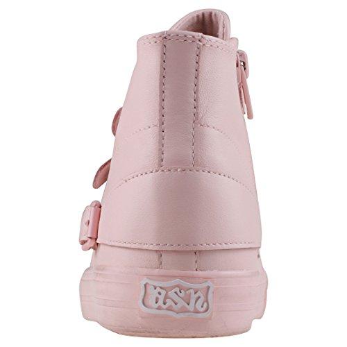 Ash Scarpe Venus Sneaker Rosa Donna Powder