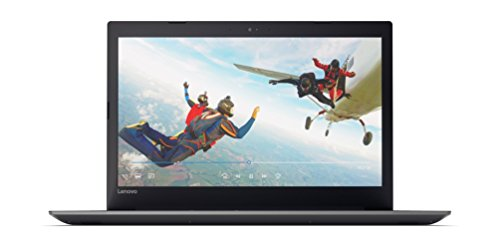 Lenovo Ideapad 320 15.6-inch Laptop (E2-9000/4GB/1TB/Home windows 10/Built-in Graphics), Onyx Black Image 2