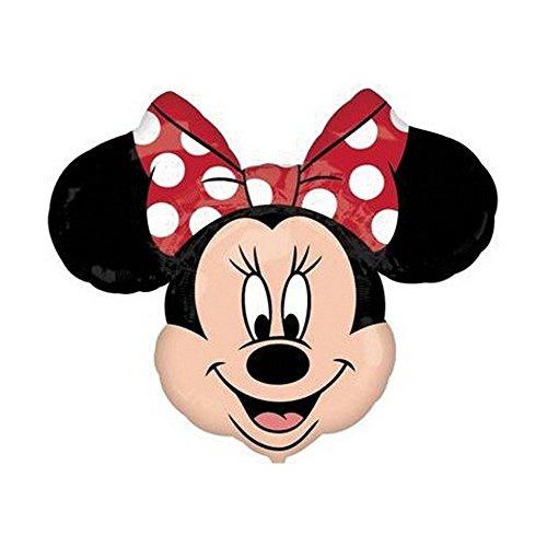 GUIZMAX Grande Globos Minnie Mouse XXL Helio Nuevo