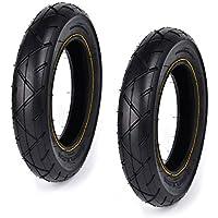 wingsmoto 10x 2.12525,4cm Tire Reifen für, selbstausbalancierend, 2-Rad-Scooter 25,4cm Einrad Hoverboard 2Stück