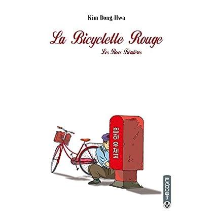 La Bicyclette Rouge, Tome 2 : Les Roses Trémières