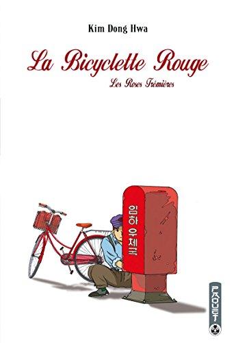 La bicyclette rouge (2) : Les roses trémières