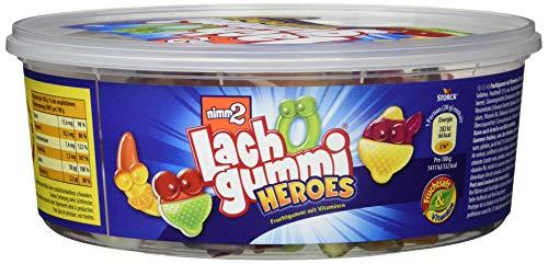 nimm2 Lachgummi Heroes, 750 g