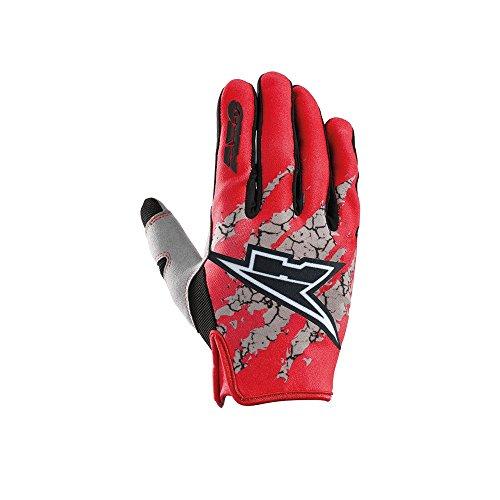 Axo Handschuhe SX evo, Rot, Größe M