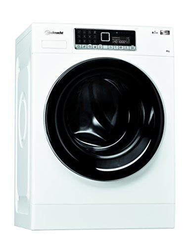 Bauknecht WM Style 824 ZEN KONNEKT Waschmaschine FL / A+++ / 98 kWh/Jahr / 1400 UpM / 8 kg / 8500 l/Jahr / Connectivity /Extrem leise mit 48 db / Weiß