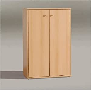 Tempra Beech OFFICE Storage Filing Or Stationary Multi Cupboard Unit Furnitur