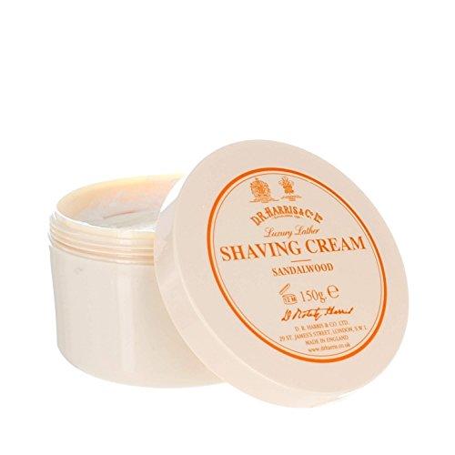 D.R. Harris Sandalwood Shaving Cream Bowl 150g - Shaving Cream Bowl