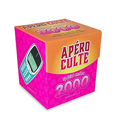 Mini-boite Apéro culte Années 2000 par Collectif