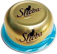 Sheba Tuna Cat Food, 80 gm