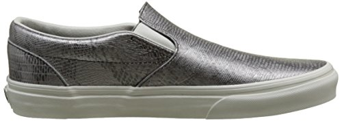 Vans Classic Slip-On, Sneakers Basses Mixte Adulte Multicolore (Disco Python)