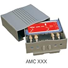 FTE MAXIMAL AMC214 - AMC214 AMPLIF. PALO 5 INGR. 2 VHF/3 UHF