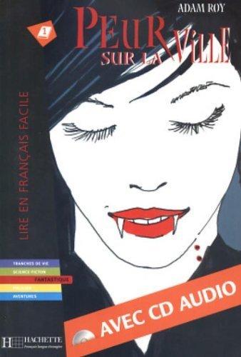 Portada del libro Peur Sur La Ville (French Edition) Pap/Com edition by Roy, Adam (2006) Paperback