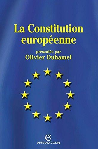 La Constitution de l'Union européenne