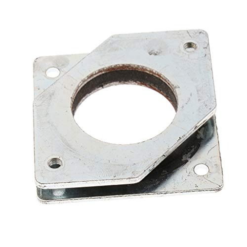Almencla 1 pcs Stoßdämpfer Vibrations-Dämpfer Metall Schrittmotor Schwingungsdämpfer für 3D Drucker Nema 17