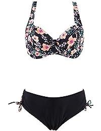 2afcfa6d1920 Amazon.es: vestidos blanco playa - 3XL / Conjuntos / Bikinis: Ropa