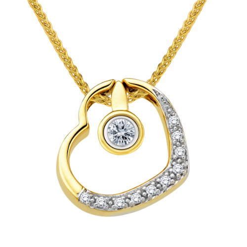 Diamond Line Damen - Halskette