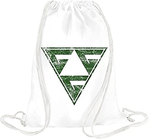 Chaos Theatre Drawstring bag