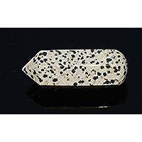 Dalmatiner Jaspis 60mm Edelstein Massage Wand preisvergleich bei billige-tabletten.eu