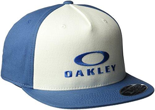 Oakley California Blue ASTILLA 110 del casquillo del sombrero FLEXFIT