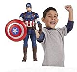 Charming Treasures Avengers 2 Age of Ultron Captain America Figure for Kids