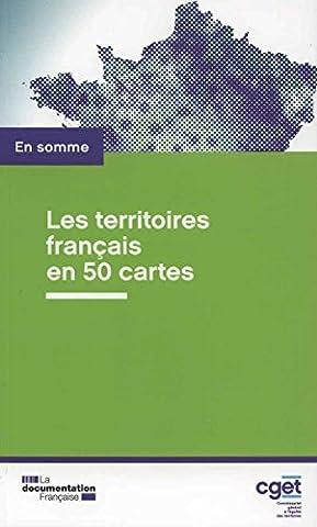 Carte Et Le Territoire - Les territoires français en 50