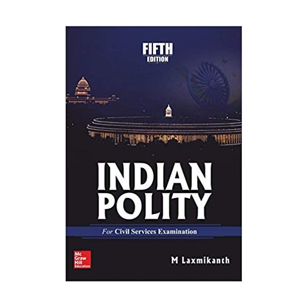 Indian Polity 5th Edition-Limited Edition