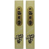 Trimontium 98710 Nippon Kodo Morning Star japanische Räucherstäbchen Duopack, 2 x 50 Stück, Vanille/Vanilla preisvergleich bei billige-tabletten.eu