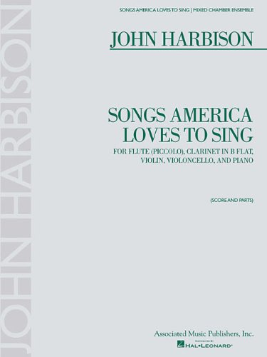 Songs America Loves to Sing: For Flute P...