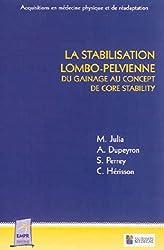 La stabilisation lombo-pelvienne : Du gainage au concept de core stability