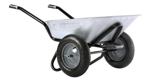 Brouette 2 roues - Caisse 100L