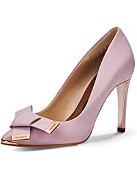 abd51ff46469 JENN ARDOR Women s High Heels Ladies Pointed Toe Stilettos Court Shoes Size  3.5-8
