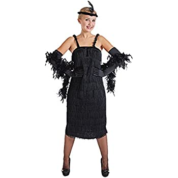 08ba6bc99ef89 Blue Banana Flapper Girl Costume Robe Charleston Années 30 - Grande ...
