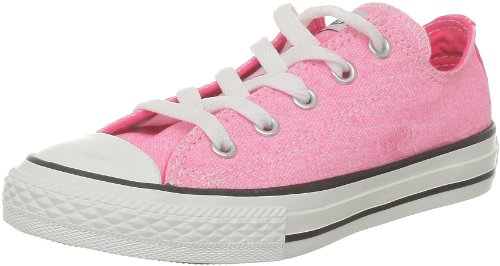 Converse Ct Wash Neon Ox 288300-31-13 Unisex - Kinder Sneaker Pink