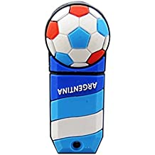 NovoGifts World Cup soccer Gifts-Flash drive USB Multicolore Argentina 32 Gb