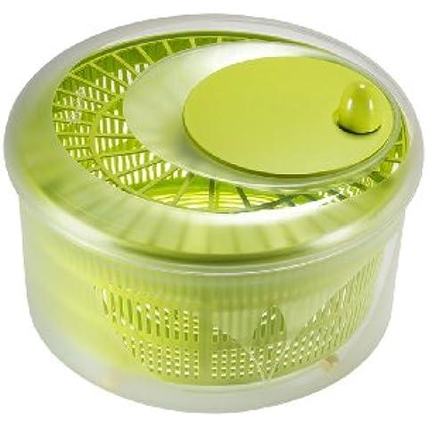 Meliconi Asciuga insalata TWISTER, verde lime