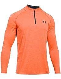 Under Armour Tech T-Shirt manches longues 1/4 zip Homme