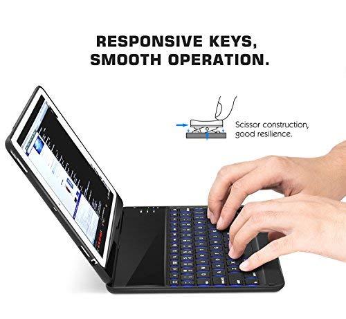 Zoom IMG-2 moko tastiera bluetooth cover girevole