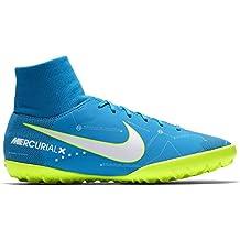 Nike JR mercurialx Victory 6 DF Neymar TF Niños Fútbol Botas, ...