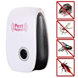 Shopcenter Ultrasonic Pest Repeller to Repel Rats, Coachroach, Mosquito etc