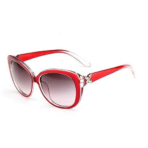 O-C da donna Classico & Fashion WAYFARER occhiali da sole 55mm rosa Pink