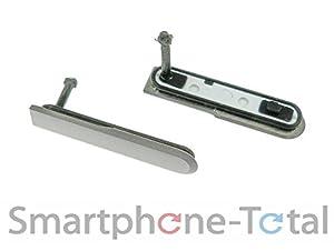 NG-Mobile Original Sony Xperia Z1 compact D5503 USB Abdeckung Dichtung Propfen Kappe Cover Deckel, schwarz