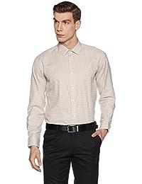 Symbol Men's Regular Fit Formal Shirt