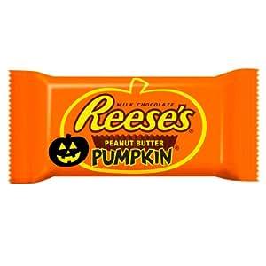 Reese's Halloween Pumpkins - Chocolate & Peanut Butter