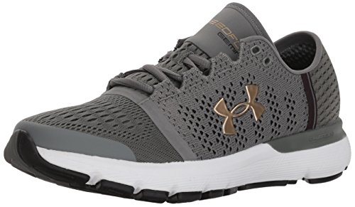 Under Armour Herren Speedform Gemini 3 Laufschuhe, grau, 43 EU