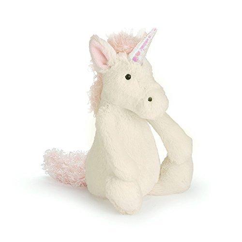 Image of Jellycat Bashful Unicorn, Small - 7 inches