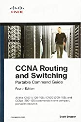 CCNA. Routing and switching portable command guide