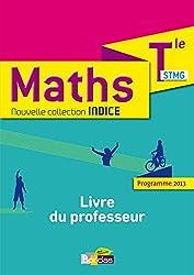 Indice Tle STMG  Livre du professeur