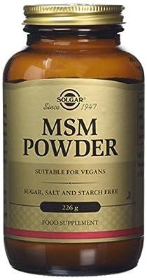 Solgar 226 g MSM Powder by Solgar