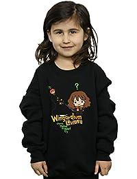 Harry Potter niñas Hermione Granger Wingardium Leviosa Junior Camisa De Entrenamiento