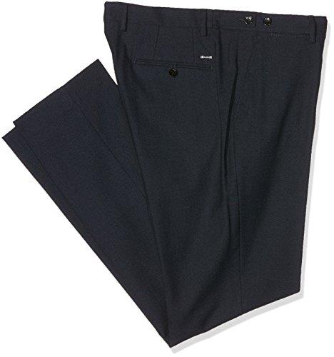 Cortefiel Pantalón Fantasía Bicolor, Pantalon Homme Bleu